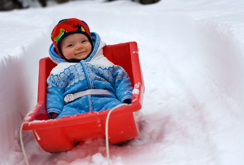 Sled Baby
